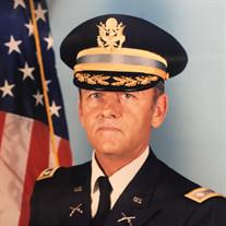 Lt. Col. Dillard Elwood Medford