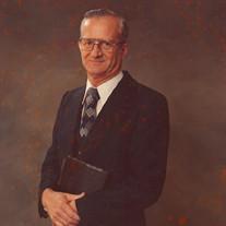 Rev. Vernon Edwin Willis