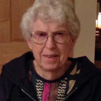 Agnes B Holte