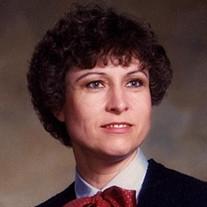 Lenita Alda Schellenberg (nee Wright)
