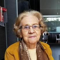 Ms. Julia Maria Isabel Saravia Torricos