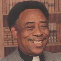 Pastor George Stevens Sr.