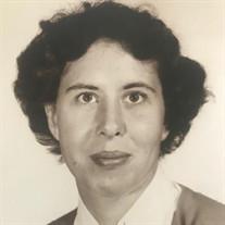 Sarah M. Crozier