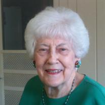 Catherine Mae Robinson Hornor