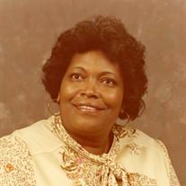 "Mrs. Luvester M. ""Lou"" Webb"