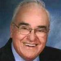 Pastor George Allen Moore