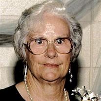 """Margaret """"Nana"""" Filipich Soper"""