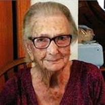 Mary Jane Nimmo (Buffalo)