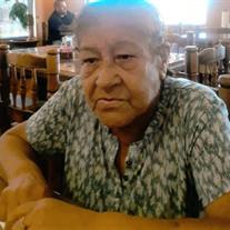 Maria Guadalupe Garcia