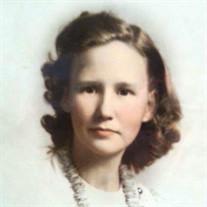 Mrs. Claudia Moore McKenzie
