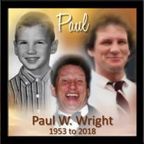 Paul W. Wright