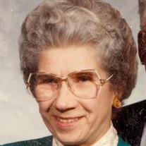Rebecca Ruth Daugherty