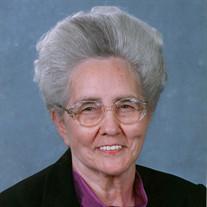 Mrs. Annie Pearl Walls