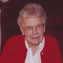 Frederica E. Cornell