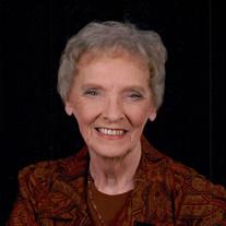 Frances 'Fran' Barnett Ogden