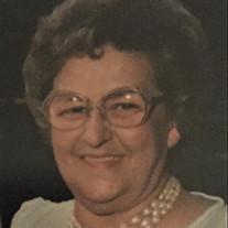 Mrs. Leora Jean Radak