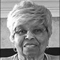 Gladys Alston Miller