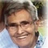 Mildred Woodward McNeill