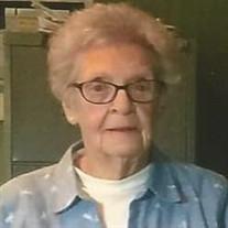 "Barbara ""Bobbie"" Mae Mosley"