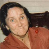 Mrs. Dorothy McAbee Beheler