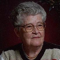Winifred Ruth Stahr