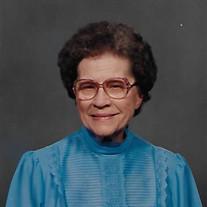 Hilma Marion McKee