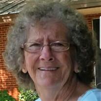 Shirley Ann Mansell Peden