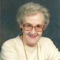 Mrs. Lessie Rebecca Wooten