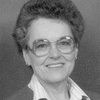 Margaret Marie Stevenson