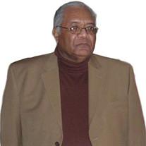 Mr. Ernest Frankie Saffold