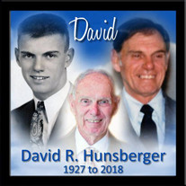 David R. Hunsberger