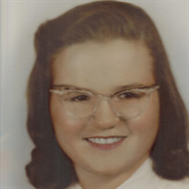 "Elizabeth ""Betty"" Alma Stickney"