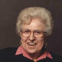 Madeline Delores  Bishop