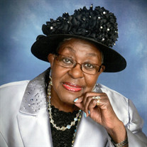 Rev. Betty Marshall