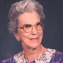 Myrtlene W. Gamble Mize