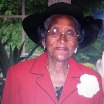 Mrs. Annie Mae King Sullivan
