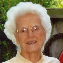 Bettie Louise Nicholson