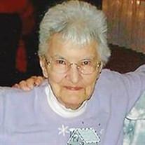 Theresa Geraldine 'Gerry' Lang