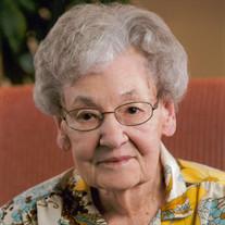 Jane Elizabeth Cooper