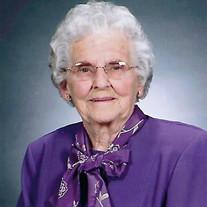 Wilma Kinter Martin