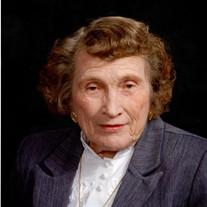 Mildred Hefner