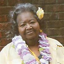 Ms. Odie Mae Victor
