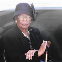 Ms. Odie Mae Haskins