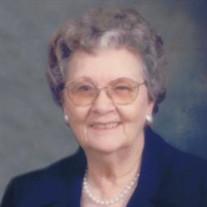 Edna Martineau Burrell
