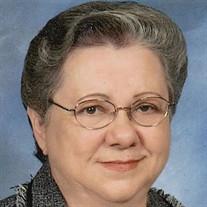Jean Louise Peppard Nettles
