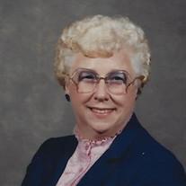 Mrs. Ruth L. Licari (Bouwkamp)