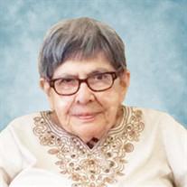 Grace Margaret Gissy