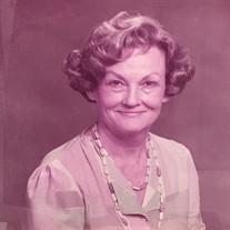 Ms. Nelda Yvonne Bristow