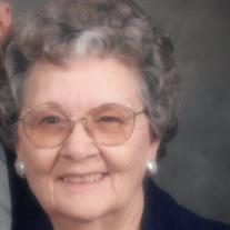 Edna Burrell