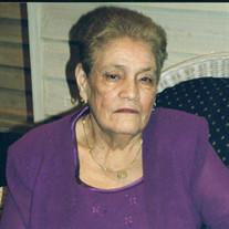 Justina Rodriguez